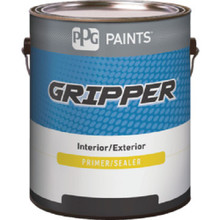 1 Gallon PPG Paint Gripper Primer & Sealer - Water-Based