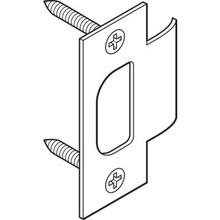 ASA Commercial Lockset Strike Plate Steel
