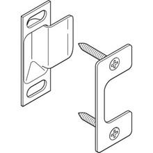 Adjustable Door Strike Nickel
