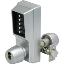 KABA Heavy Duty Mechanical Push-Button Tulip Knob Lockset