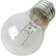 A Bulb Sylvania 15W A15 Clear 130V 6pk