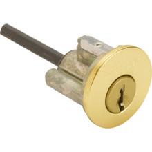 Kwikset Replacement 660 Deadbolt Cylinder Brass