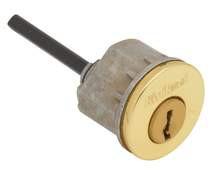 Kwikset Replacement UltraMax Deadbolt Cylinder Brass