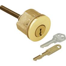 Kwikset MK55 Replacement Deadbolt Cylinder Brass