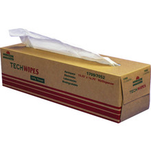TechWipes 3-Ply Electronics Tissue, 1350 per Box