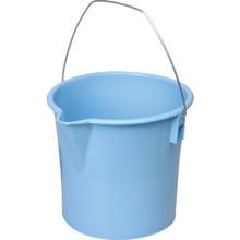Plastic Bucket 10 Quart Blue