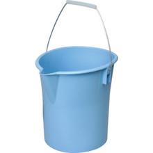 Plastic Bucket 12 Quart Blue
