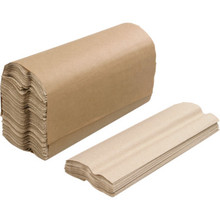 C-Fold Paper Towel Kraft Case Of 12 Bundles