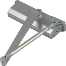 Norton 1604BC Heavy Duty Door Closer Size 4 Aluminum