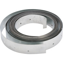 Plumbers Tape Galvanized Steel Strap 25'