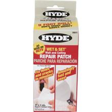 """5"""" x 9' Hyde Wet N Set Drywall Repair Roll"""