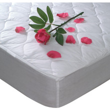 Cotton Bay Ashby Mattress Pad Fitted 60x80 Queen Case Of 10