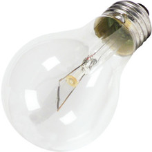 A Bulb Philips 60W A19 Clear 24pk