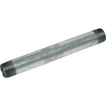 "3/8"" X 6"" Galvanized Nipple"