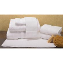 Brentwood Bath Mat Dobby 20x34 10.4 Lbs/Dozen White Case Of