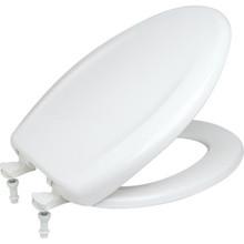 Bemis Plastic Round Toilet Seat STA-TITE Whisper Close 790TDGSL