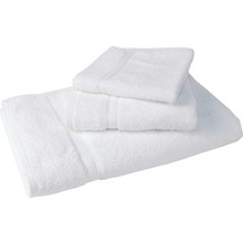 Holiday Inn/Express Hand Towel Dobby 16x30 4.5 Lbs/Dozen White Case Of 120