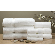 Cotton Bay Canterfield Bath Towel Dobby 27x50 14 Lbs/Dozen White Case Of 48