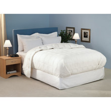 Choice Hotels Duralux Blanket Queen 90x96 White Case Of 4