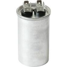370 Volt 25/3 MFD Round Run Capacitor