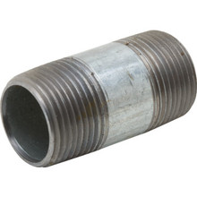 "3/8"" X 2"" Galvanized Nipple"