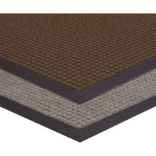 2 x 3' Indoor Floor Mat Walnut Apache Absorba