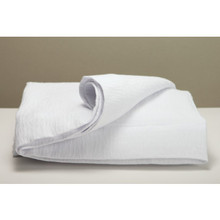 Moonscape Top Sheet Queen 94x96 White Case Of 12