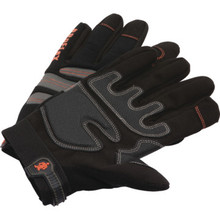 Ergodyne Proflex Large Full-Finger Trades Gloves