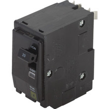 2-15 Amp Single Pole Circuit Breaker - QO Series