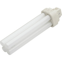 Compact Fluorescent Bulb Philips 18W Quad 3500K 4-Pin Base