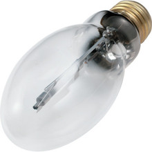High Pressure Sodium Bulb Sylvania 50W Medium Base Clear
