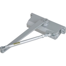Shield Security Light Commercial Door Closer Size 2 Aluminum
