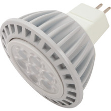 LED Bulb Sylvania 6W GU5.3 MR16 (20W Equivalent) 3000K FL36 Dimmable