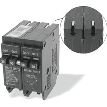 40-20 Amp Interchangeable Quad Breaker - Type QT