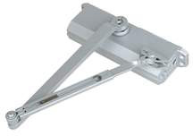 Falcon SC61 Medium-Duty Door Closer Adjustable 1-5 Aluminum