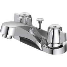 Aspen Lavatory Faucet Chrome Two Handle