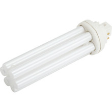 Compact Fluorescent Bulb Philips 33W Triple 3500K 4-Pin Base Energy Saving