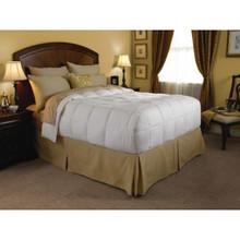 Choice Hotels Ultra-Essence Blanket Full 80x96 34 Oz White Case Of 4