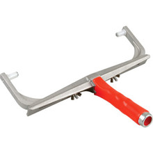 "12 - 18"" Plastic Handle Adjustable Paint Roller Frame"