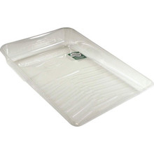 """9"""" Plastic Paint Tray Liners 6/Pk"""