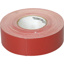 "High-Strength Waterproof Tape 2"" X 60 Yards Red"