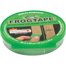 "1"" X 60 Yd FrogTape Green Painters Tape"