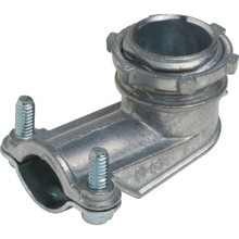 "1/2"" 90 Degree Squeeze Connector"