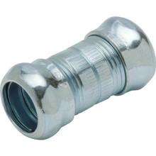 "1/2"" Compression Coupling Steel"