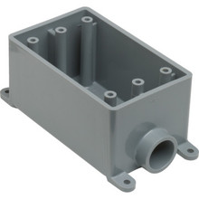 "1/2"" Type Fuse Box 1 Inlet"