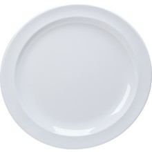"Melamine 10-1/4"" Dinner Plate Package Of 6"