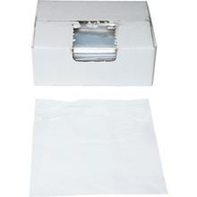 "Reclosable Bags 10-1/2 x 11"" 2 Case Of 250"