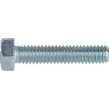 "5/16-18 X 2-1/2"" Hex Tap Bolt Refill Box Package Of 15"