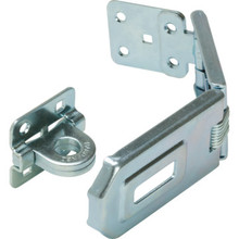 """6-1/4"""" Steel Flexible Safety Hasp"""