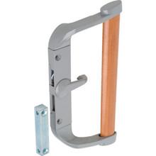 """3-1/2"""" Sliding Glass Door Handle Aluminum"""